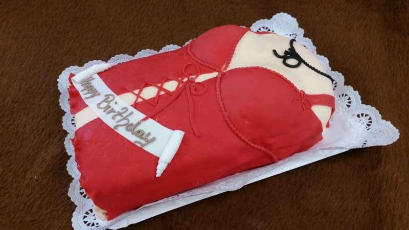 Party Baeckerei Geburtstagstorte