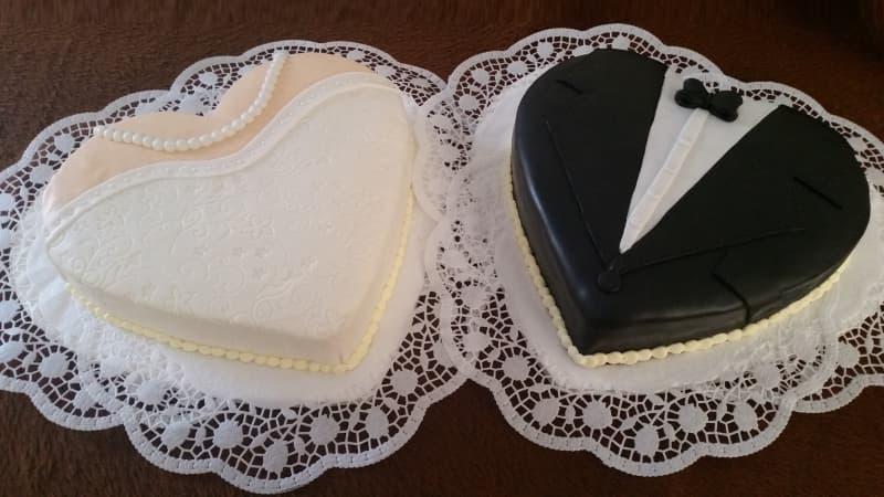 Marian Klammer Party-Baeckerei Hochzeitstorte